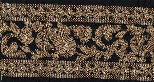 Chain Stitch Laces