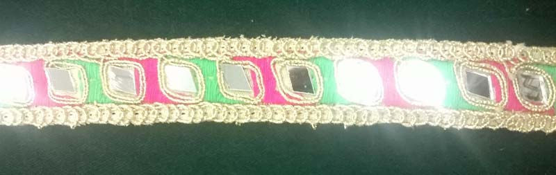 Mirror Work Laces
