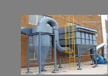 Air Pollution Control Equipment (Multy Cyclone.)