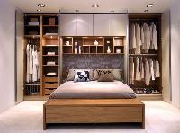 bed cabinet furniture