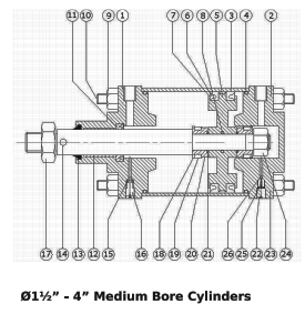 air cylinder schematic air cylinders manufacturer in maharashtra india by hydro pneumatic  maharashtra india by hydro pneumatic