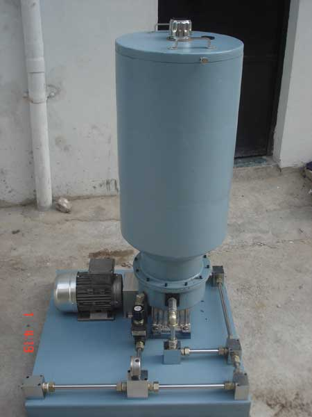 Radial Multi Point Lubrication Pump (PRL-15-6)