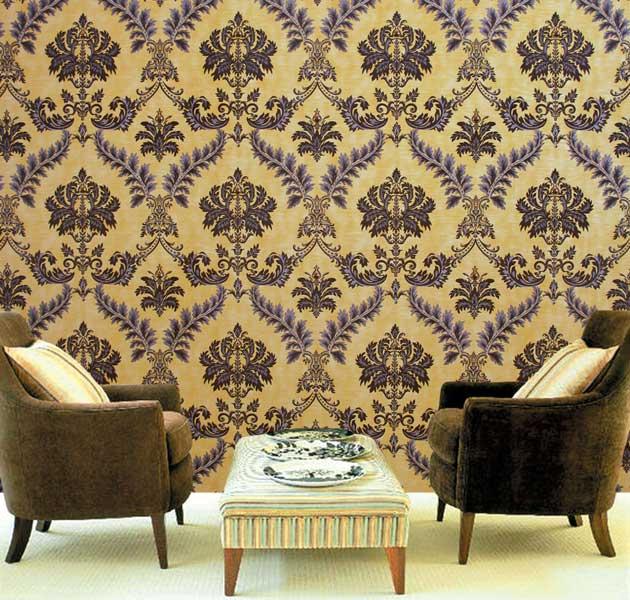 Rococo Wallpaper Delhi India By Daffodil Wallpapers Id