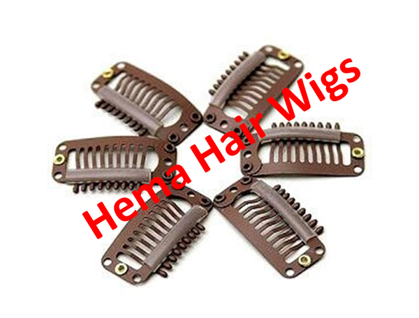 Hair Extension Clips