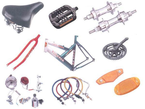 Bicycle Spare Parts Punjab India By Pabs International Id 2084541