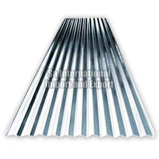 Galvanized Steel Ingot Distributor Belarus: Galvanized Sheets Exporters In West Bengal India By Sa