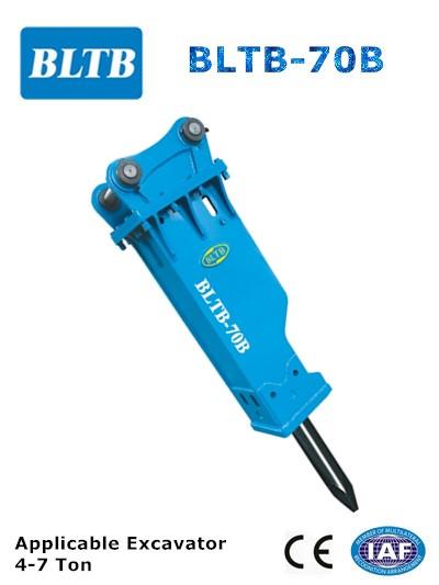 Hydraulic Air Breaker Hammer (BLTB70B)