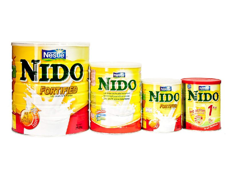 Nido Milk For Sale Manufacturer in Thrissur Kerala India by Gulf