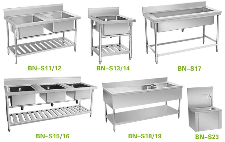 Commercial Kitchen Equipment standard steel quality Manufacturer ...