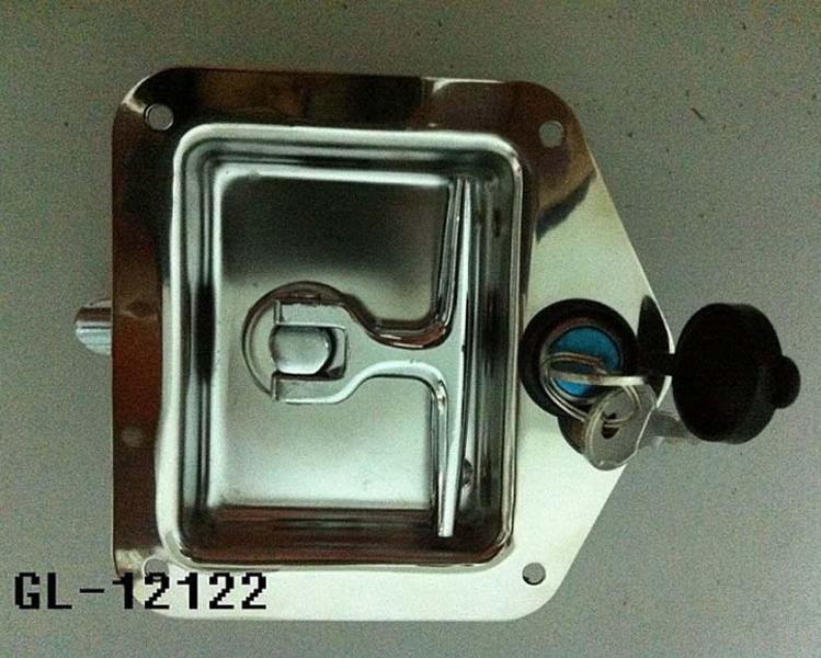 Drawer Cabinet Recessed T Lock