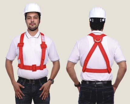Half Body Harness Safety Belts Manufacturer In Gwalior