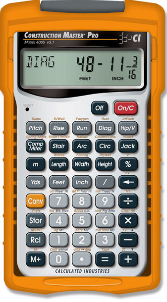 HeavyCalc Pro Calculator