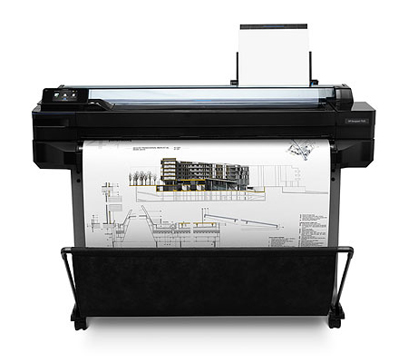 HP Designjet T520 Printer