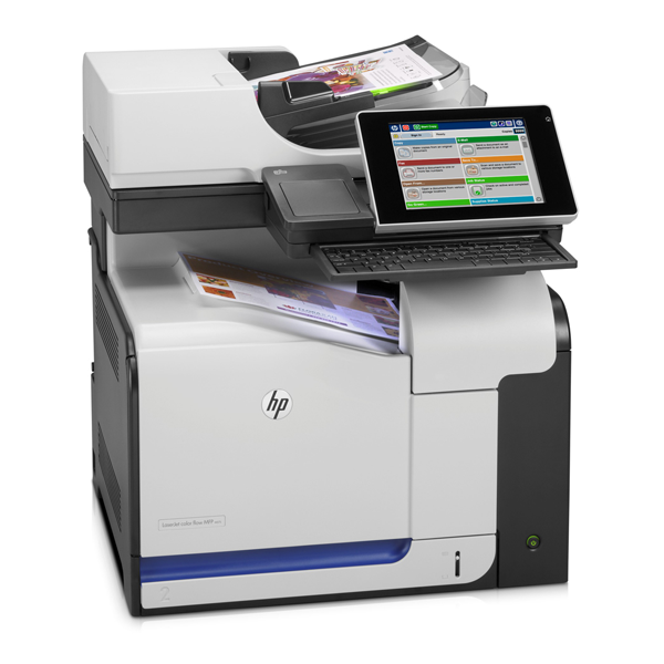 HP Laserjet Enterprise M575c Printer