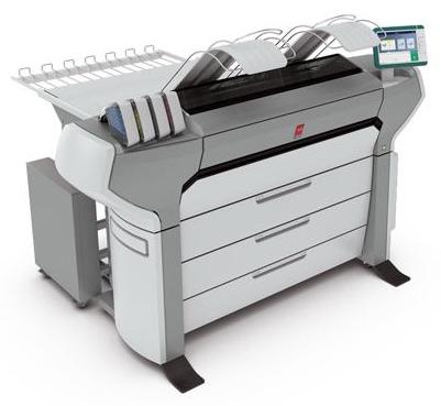 Oce ColorWave 700 Printing System
