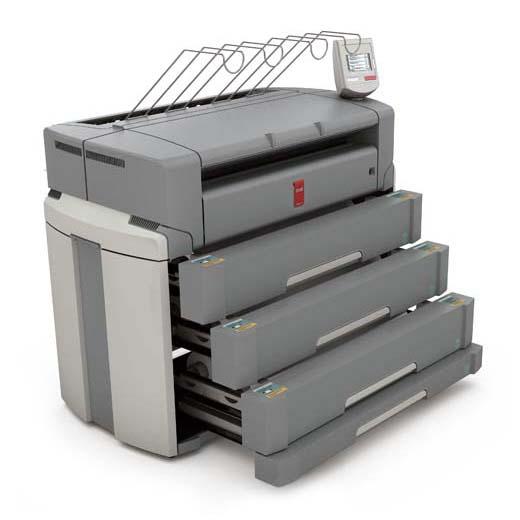 Oce PlotWave 750 Printing System