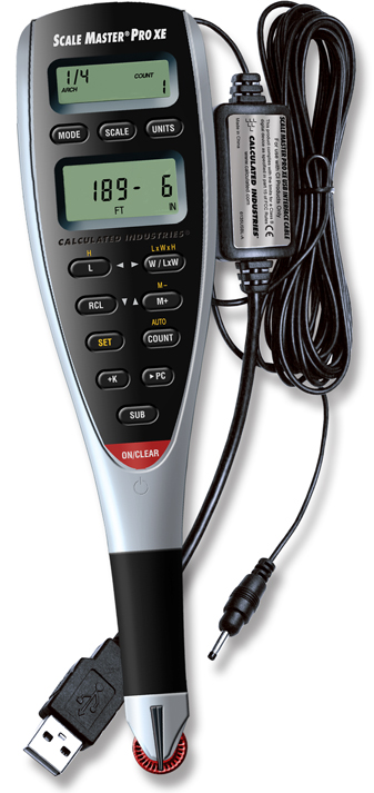 Scale Master Pro XE PC Interface Cable
