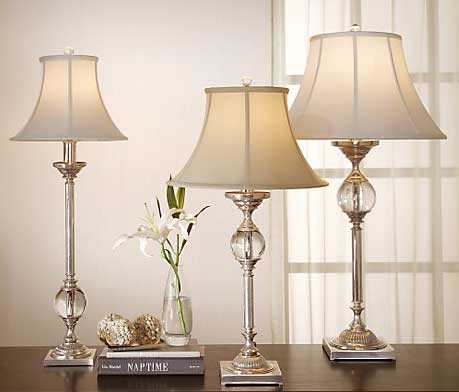 Captivating Crystal Table Lamps
