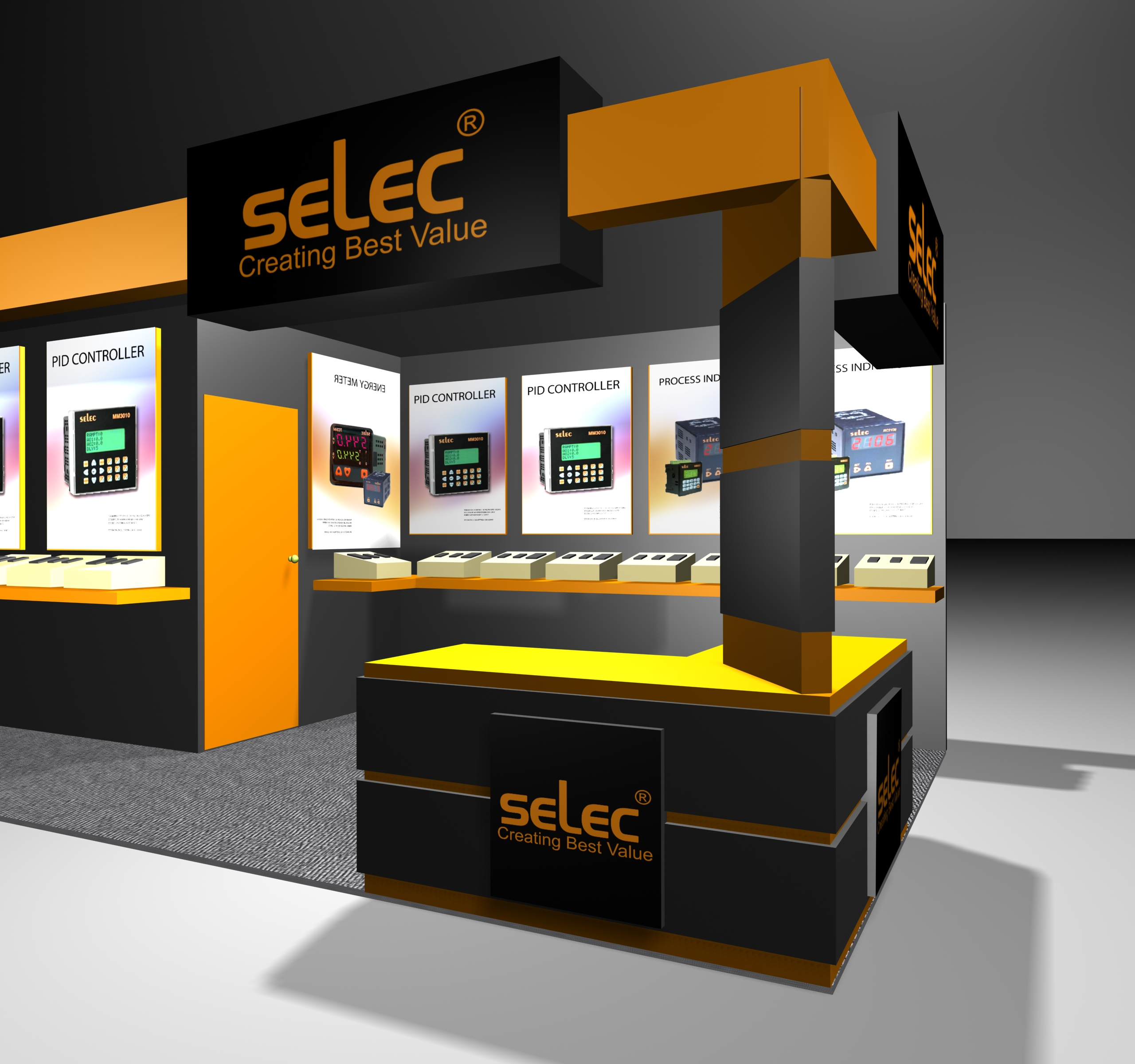 Exhibition Stall Manufacturer : Pre fabricated exhibition stalls manufacturer in bangalore