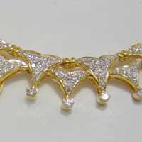 Diamond Necklace (1529-PP) (Diamond Necklace (15)