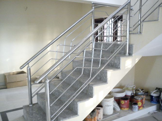Stainless Steel Handrail Manufacturer In Gujarat India By
