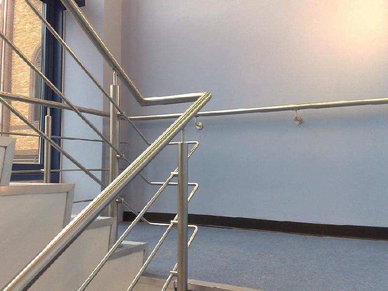 Railing Design Steel 4
