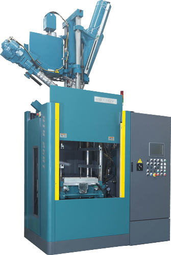 RT9 Rubber Injection Molding Machines