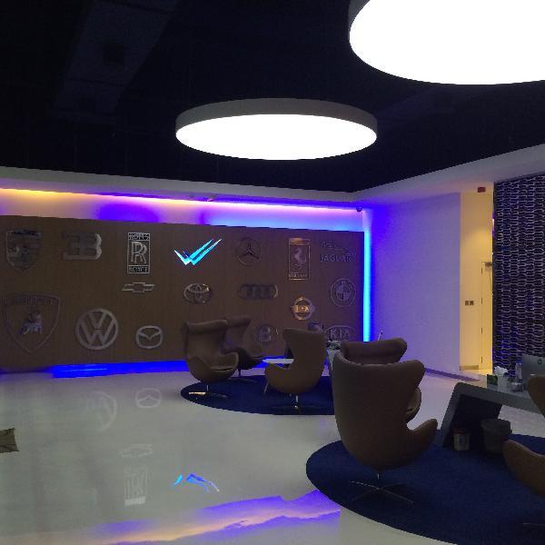 Stretch ceiling dubai (L03)