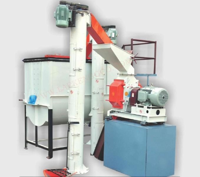 Cattle Feed Machine Manufacturer in Yamunanagar Haryana India by