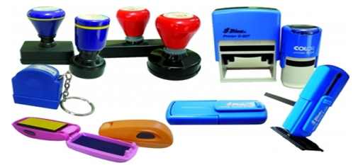 Pre Inking Stamps Manufacturer In Andhra Pradesh India By Kumar