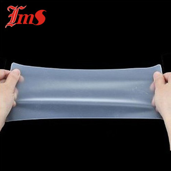 Food Grade Flexible High Transparent Mylar Silicone Rubber