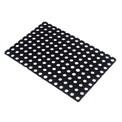 Marvelous Awesome Black Rubber Door Mats Contemporary   Exterior Ideas 3D .