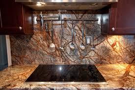 forest brown granite