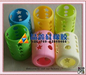 Silicone Baby Bottle Sleeve Manufacturer In Dong Guan