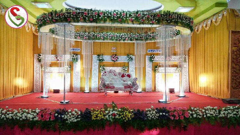 Services Wedding Stage Decoration Services From