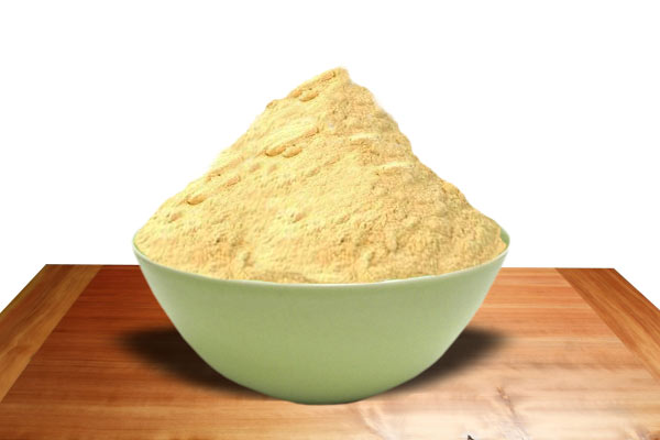defatted soy flour