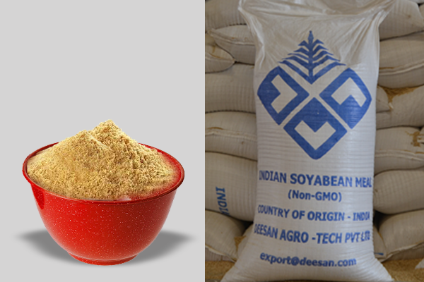 Soybean Meal Manufacturer in Maharashtra India by Deesan