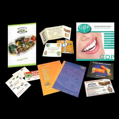 services leaflet brochure printing services from delhi delhi india