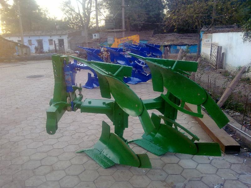 50 HP Tractor Reversible Plough