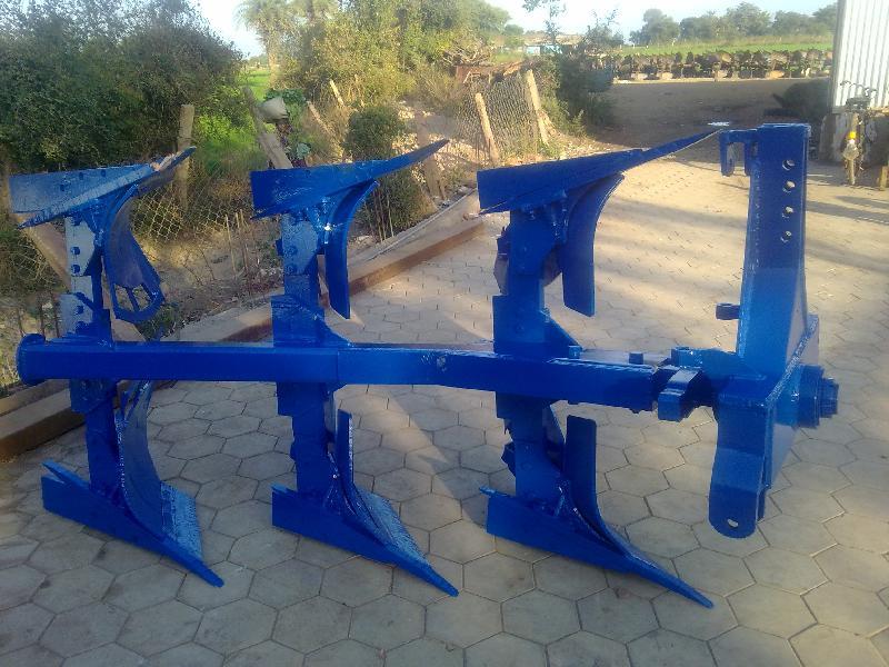 75 HP Tractor Reversible Plough