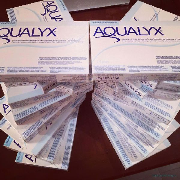 Aqualyx (10x8ml) Manufacturer in Uppsala Sweden by Realself