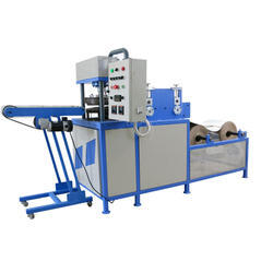 fully automatic paper plate making machine  sc 1 st  Exporters India : paper plate machine - pezcame.com