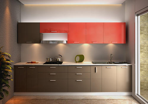 Straight Modular Kitchen Manufacturer In Pune Maharashtra India By