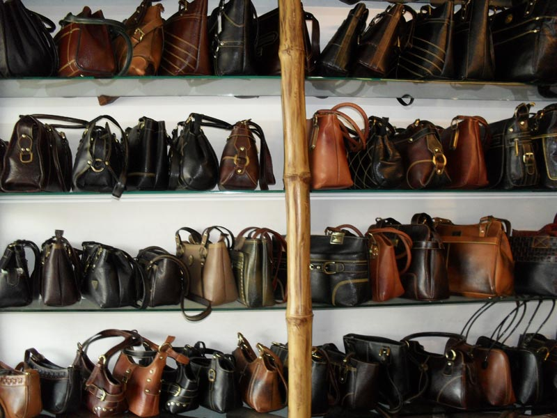 517613d26702 Leather Ladies Bags Manufacturer in Chennai Tamil Nadu India by ...