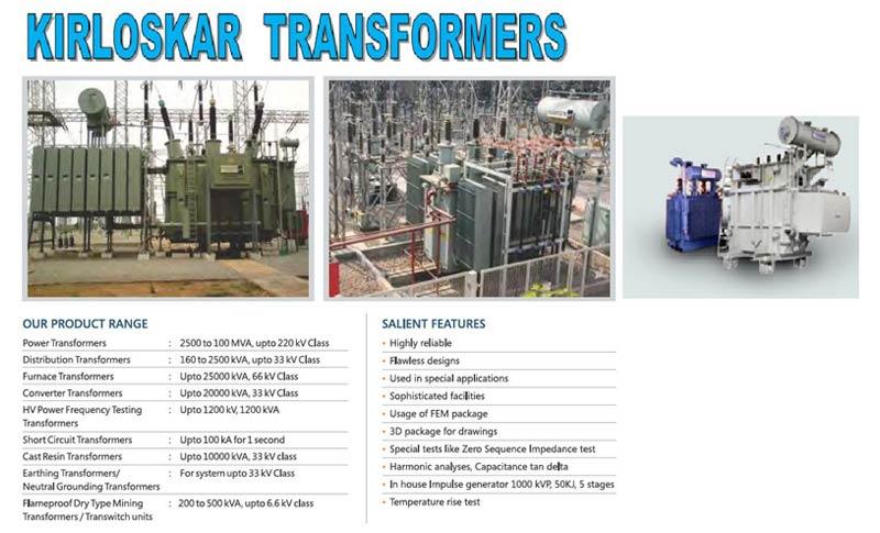 Power Transformers (Xmer)