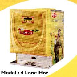 Lipton Tea & Coffee Vending Machine (Lipton 2 Lane CUTE M)