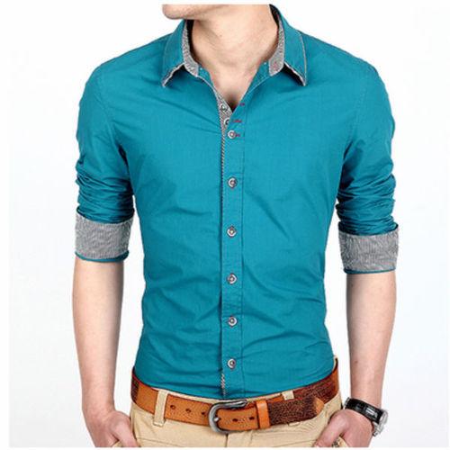 mens party wear shirt