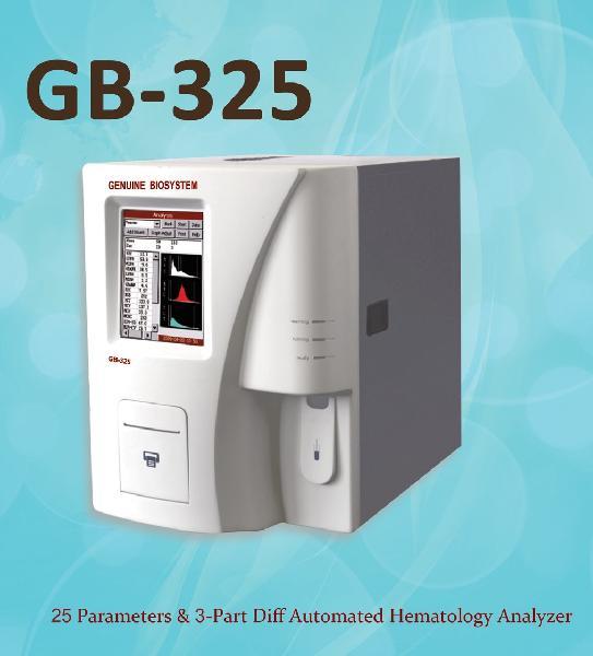 Hematology Analyzer Manufacturer in Chennai Tamil Nadu India