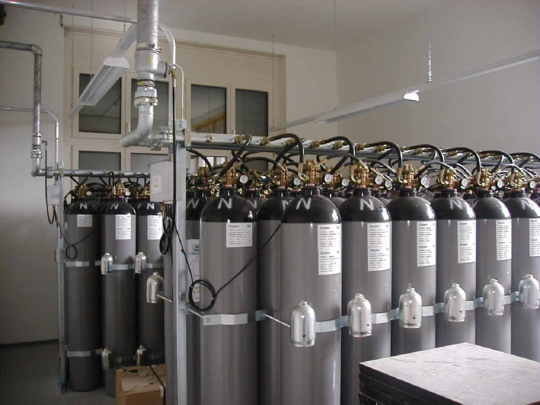 Innovative Extinguishing System