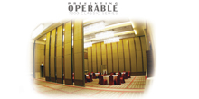HUFCOR OPERABLE WALLS